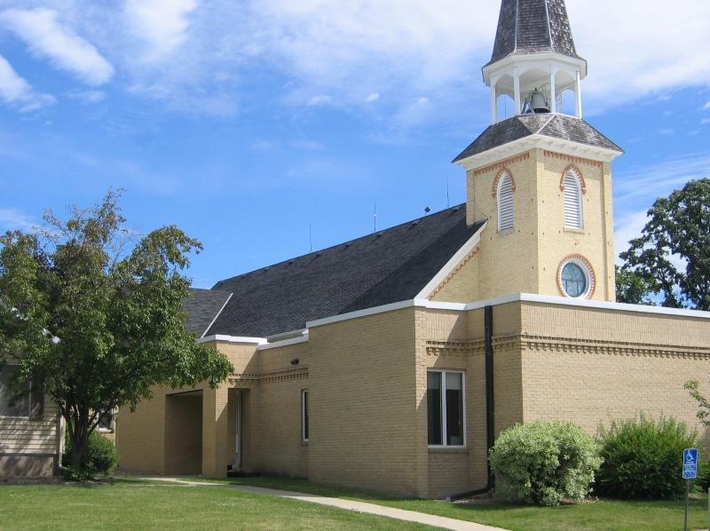 Gethsemane Lutheran Church - Worship