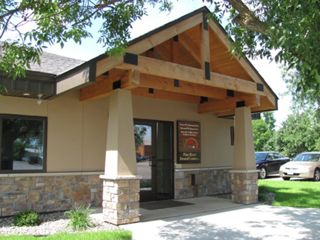 Pine River Dental- Healthcare office
