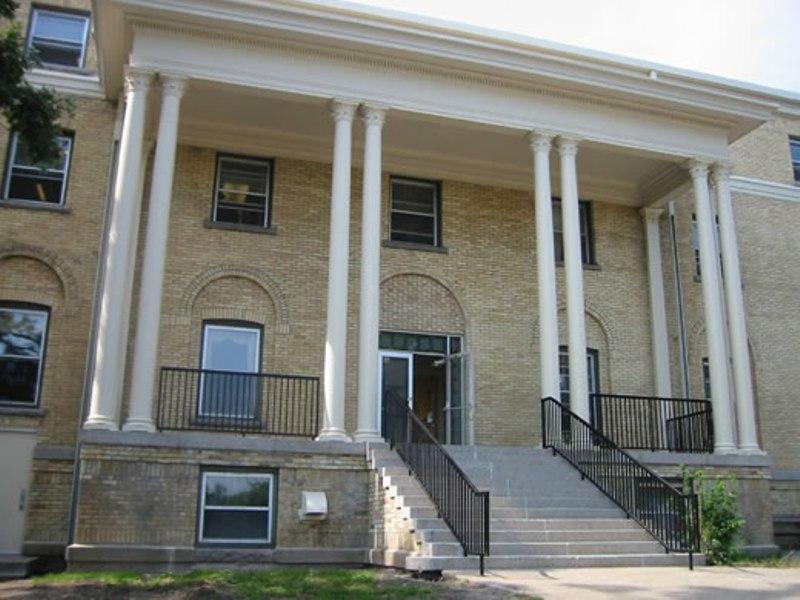 Shoemaker Hall - Historic Preservation