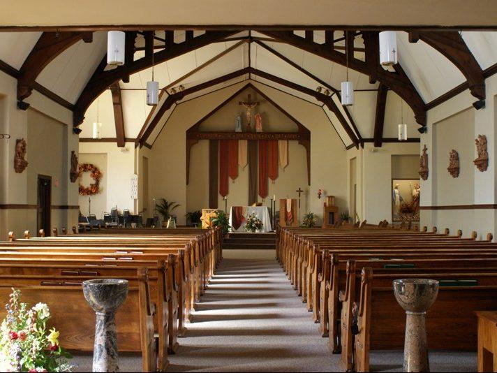 St. Joseph's Church - Worship