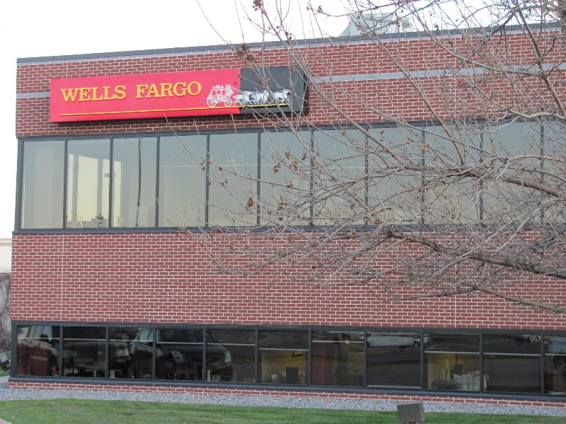 Wells Fargo - Professional Offices