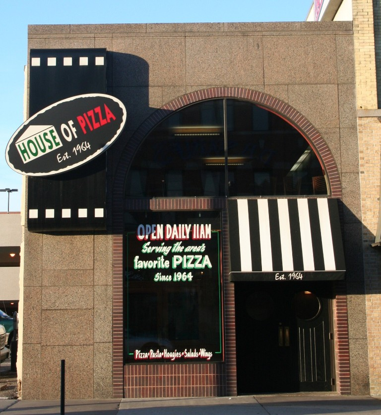 House of Pizza Downtown