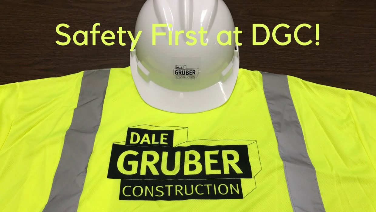 Safety First at DGC