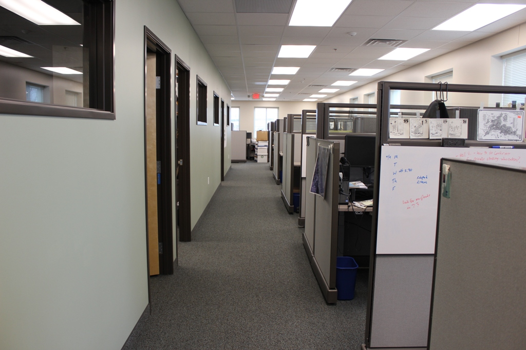 MN DNR - Professional Office
