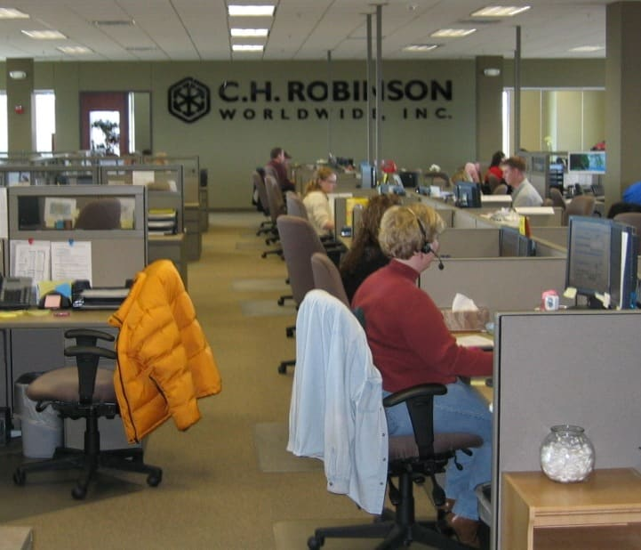 CH Robinson Professional Office