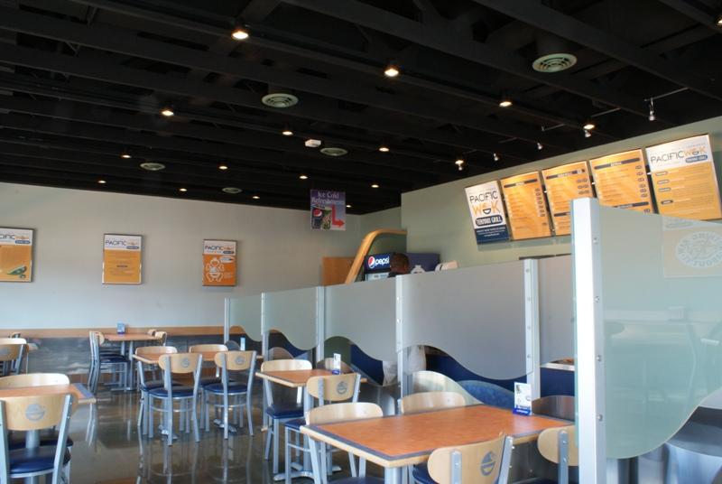 Pacific Wok - Restaurants