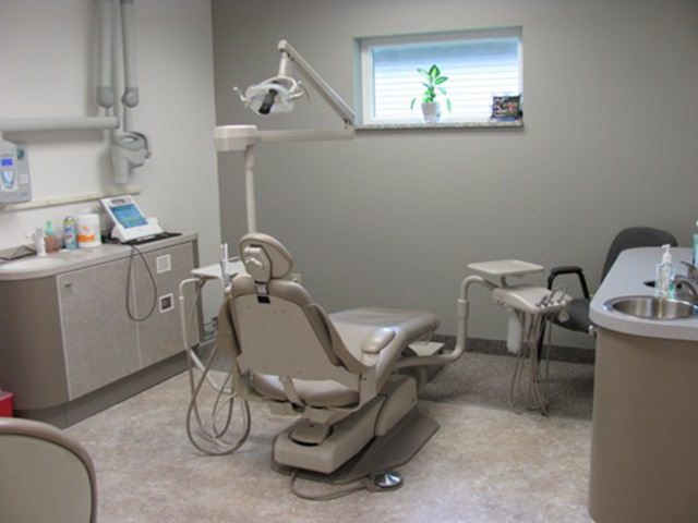 Pine River Dental- Healthcare office